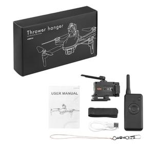 Image 1 - Evrensel uzaktan kumanda dağıtıcı atıcı DJI Mavic 2/Pro/hava 2/hava FIMI X8SE Phantom 3 4 Drone Quadcopter aksesuarları