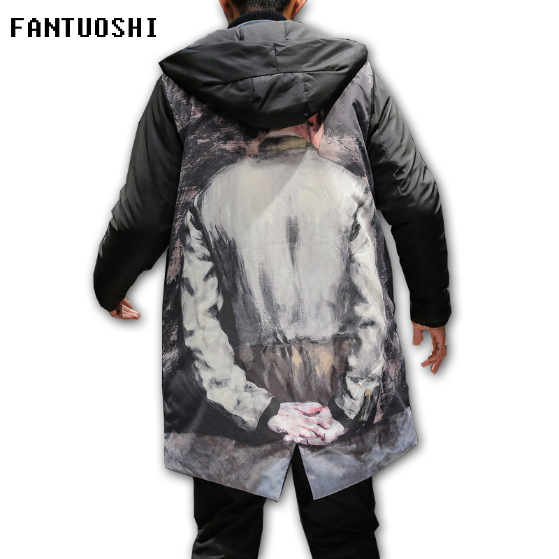 Winter Parka Jackets And Coats Men Thick Warm Windbreaker Parka Men Hooded Windproof Breathable Slim Long Big Size M-5XL Outwear