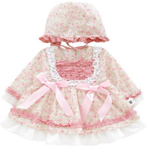 Новинка; Кружевное детское платье; Пышное Платье принцессы в стиле Лолиты