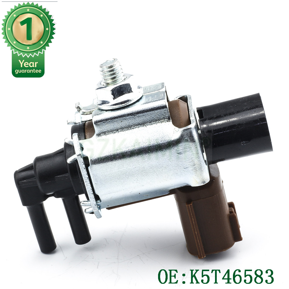 EGR Vacuum Solenoid Switch Valve VSV K5T46583 For K5T46583 For NISSAN SENTRA MAXIMA ALTIMA 200SX K-M