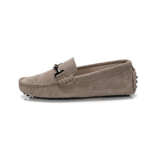 Image 2 - MIYAGINA 100% Genuine Leather Women Shoes 2020 New Women Flats Spring Flat moccasins Woman Casual Shoes 17 Colors Size 34 41
