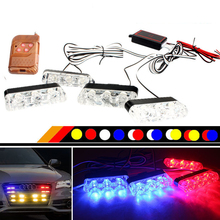 Car-Strobe-Light Truck Remote-Control Running-Flash LED Day 12V Ce with 3