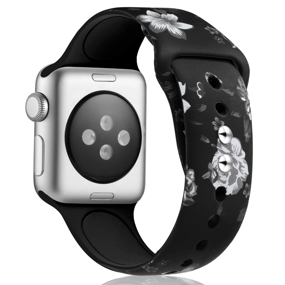 Floral Band for Apple Watch 359