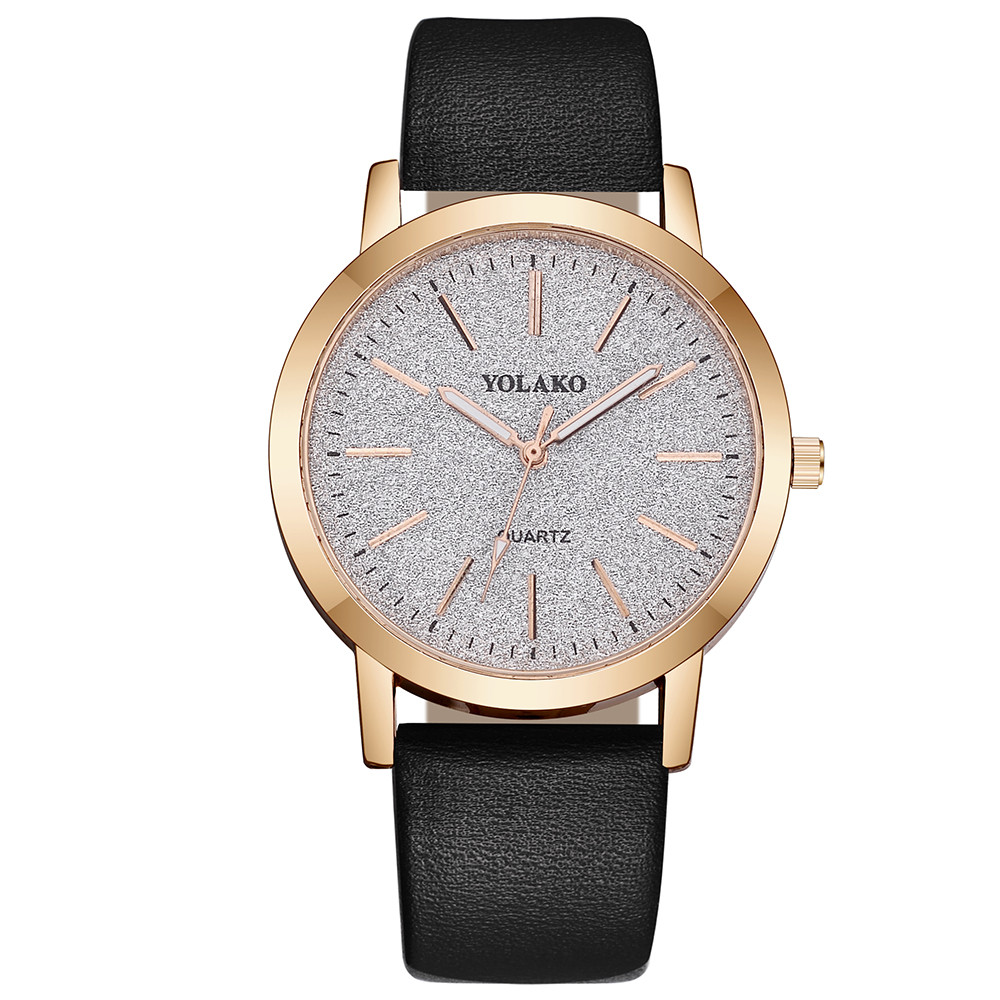 IsMyStore: Women's watches brand luxury fashion ladies watch Leather Watch quartz