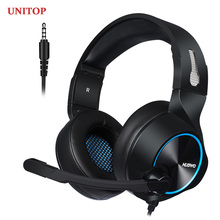 UNITOP NUBWO N11 Gaming Headset 3.5MM Deep Bass Headphones O