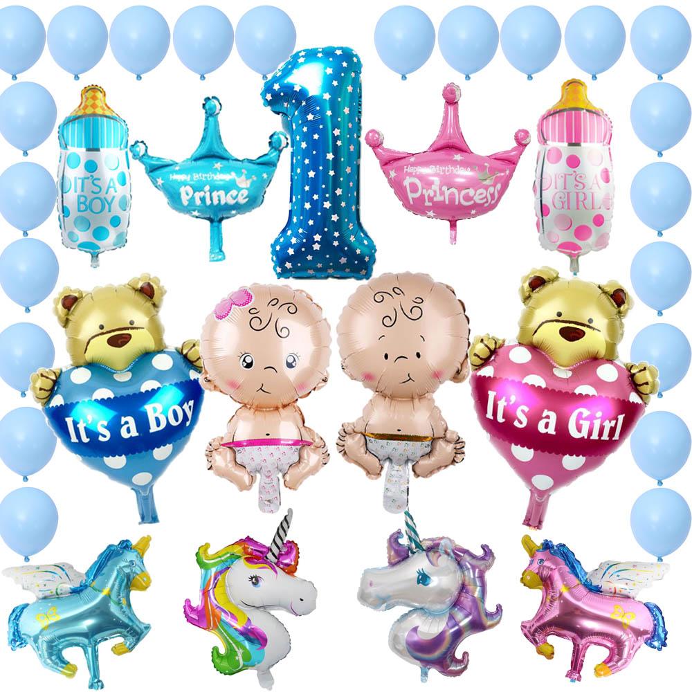 Giant Cartoon Cute Mouse Balloon Cartoon Foil Balloon Kids Birthday Party Decorations Classic Toys Gift Cartoon Hat