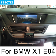 For BMW X1 E84 2009~2015 Car multimedia Android Auto radio Radio GPS player Bluetooth WiFi Mirror link Navi Map WIFI System