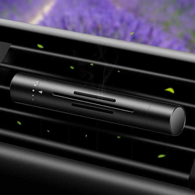 רכב מטהר אוויר ריח אוטומטי אוויר Vent בושם פרפיום תבלין אוטומטי פנים Accessorie מטהר אוויר רכב אוויר טיהור