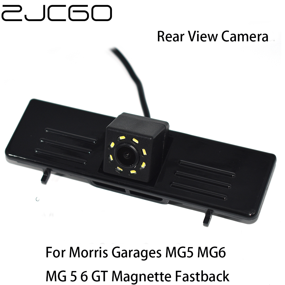 ZJCGO HD CCD Car Rear View Reverse Back Up Parking Waterproof Camera For Morris Garages MG5 MG6 MG 5 6 GT Magnette Fastback