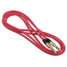 """Antirr Plug to 3.5mm 1/8"""" Female Jack Stereo Headphone Headset Audio Adapter Plug for Microphone Tablet"""
