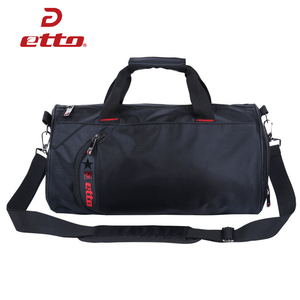 Image 1 - Etto wodoodporna torba na siłownię trening Fitness torba sportowa przenośna torba podróżna na ramię niezależne buty przechowywanie torba koszykarska HAB011