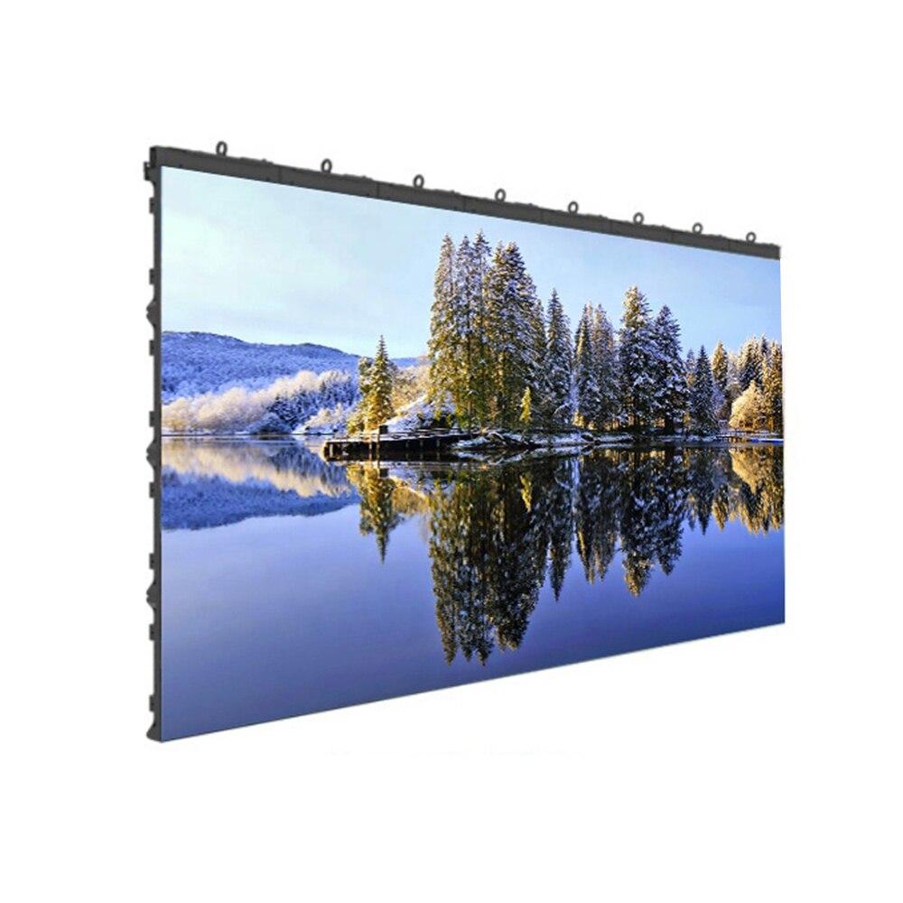 P2.6 p3.91 hd полноцветный светодиодный настенный экран tv smd видео панель rgb светодиодный матричный дисплей