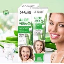 Алоэ зубная паста для отбеливания удаления бактерий полости рта запах стоматологический крем для чистки зубов продукт хорошего использования