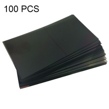 цена на 100 PCS High quality LCD Filter Polarizing Films for LG G5