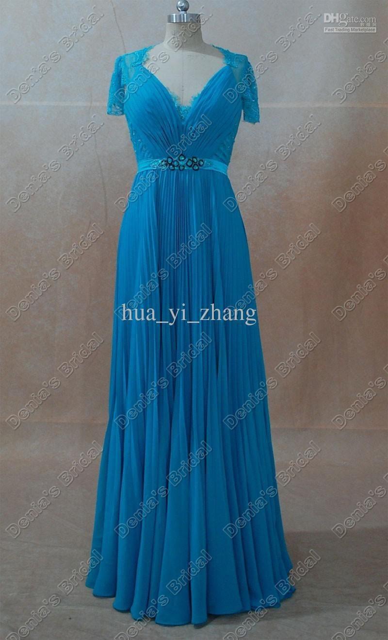 jenny packham azul celebridade vestidos