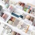 Однотонная милая серия мечты Journamm 10 шт./лот, милая васи лента для скрапбукинга, украшения «сделай сам», творческая японская кавайная Маскиро...