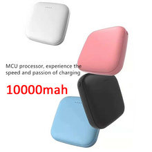 Mini Power Bank 10000mAh Phone Accessories for All Phone Powerbank Fast Charging External Battery Cute Portable Charger
