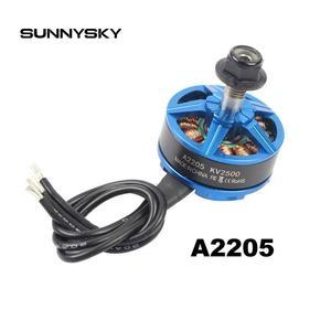 4 шт., бесщеточный мотор LDARC Sunnysky KingKong A2205 2205 2500KV для FPV racing drone