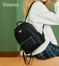 Women Backpack Genuine Leather Backpack Teenager Girls School Bags For Teenage High Quality Backpack Mochilas Mochila Feminina brand flower printing school bags for teenage girls backpack women bag laptop backpack high quality back pack mochilas feminina