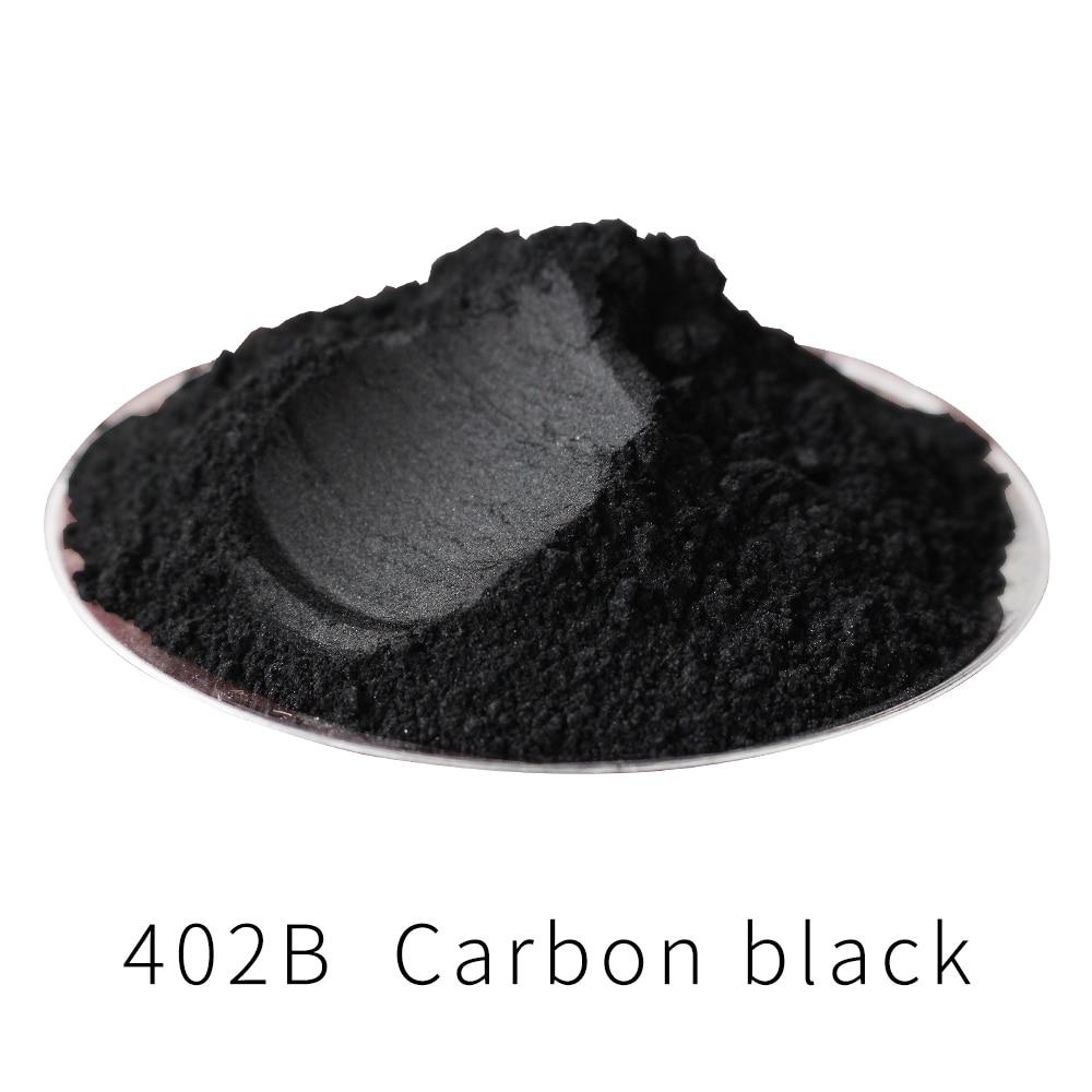 50g Black Pearl Powder Pigment Acrylic Paint In Craft Art Automotive Paint Soap Eyeshadow Paint Dye Colorant Mica Powder Pigment