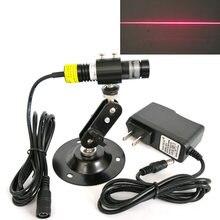 Фокусируемый 648 нм 1668 нм 50 мВт 100 мВт 200 мВт красный лазерный Линейный модуль локатор резак MITSUBISHI LD для деревообрабатывающего станка пилорезк...