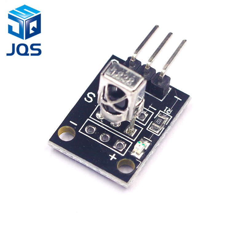 3pin KY-022 TL1838 VS1838B HX1838 Universal IR Infrared Sensor Receiver Module For Arduino Diy Starter Kit