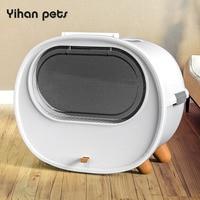 Scoop Products Mat Cat Litter Box Tray Sand Cat House Plastic Shovel Basins Kedi Kumu Cats Toilets WC Gato Pet Toilet DD60MS