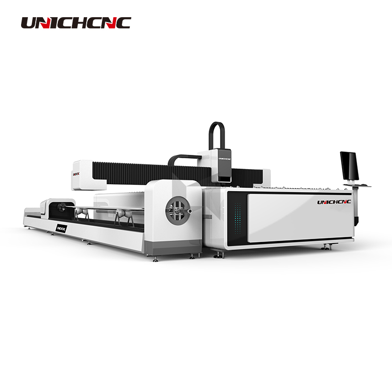 Powerful 1530 1325 Cnc Fiber Machine Cutter With Raytools Laser Cutting Head