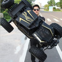 1:8 50cm super big RC car 4x4 4WD 2.4G high speed Bigfoot Remote control Buggy truck climbing off road vehicle jeeps gift toys