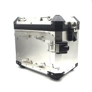 Image 5 - Için R1200GS macera LC R1250GS/ADV LC R1250 R1200 R 1250 GS 2014 2019 motosiklet Panniers eyer çantası üst kasa kutusu orijinal tarzı