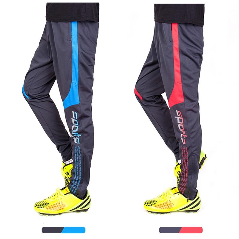 Штаны для американского футбола, мужские футбольные тренировочные штаны, штаны с карманами на молнии для бега, мужские спортивные штаны для фитнеса и тренировок