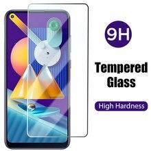 Vidro temperado Para Samsung Galaxy A10 A20 A30 A40 A50 A60 A70 A80 A90 9 Protetor de Tela H A01 A21 A31 A51 A71 Película Protetora