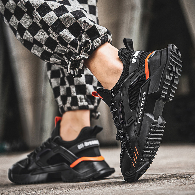 2020 new men sneakers outdoor hot sell breathable casual shoes