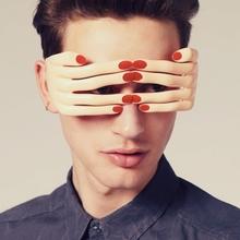 Hot-sprzedaży finger party śmieszne rekwizyty okulary kobiety prima aprilis maski na Halloween prank śmieszne przedmioty osobowość okulary mężczyźni tanie tanio nauq Unisex Z tworzywa sztucznego Stałe NA565 FRAMES Okulary akcesoria
