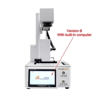 built in computer Laser Engraving Separating LCD Frame Repair Machine M Triangel 20W For Mobile Back Glass Remover