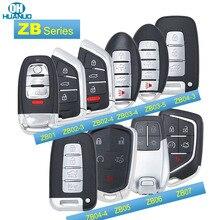KEYDIY 범용 스마트 키 ZB01 ZB02 ZB03 ZB04 ZB05 ZB06 ZB07 용 KD X2 자동차 키 원격 교체 적합 2000
