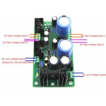 Ground Grid gg Bile Preamplifier PRE Regulated Power Supply Finished Board by ZERO ZONE assembled ls9d tube power supply finished board bile before the class universal power supply board