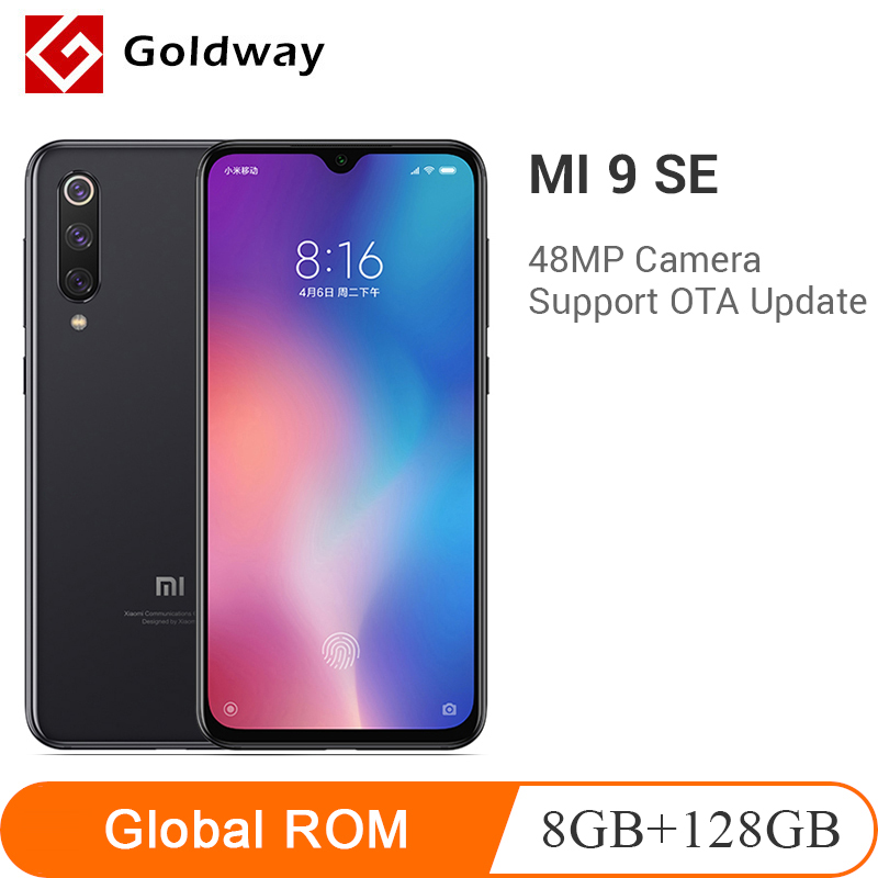 Global ROM Xiaomi Mi 9 SE 8GB RAM 128GB ROM Mobile Phone Mi9 SE Snapdragon 712 Octa Core 5.97
