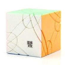 Demon Culture Jingang Time round Кубик Рубика Цвет Гладкий креативный специальная форма релаксационная игра развивающая игрушка