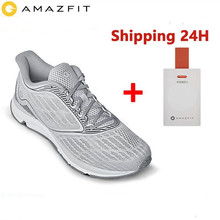 Amazfit Antelope Light Outdoor Running Shoes Goodyear Rubber Non slip Shock Reduce Support Smart Chip for Xiaomi Mijia 2 Shoes