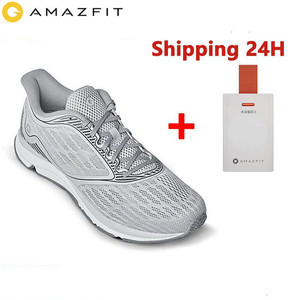 Image 1 - Amazfit אנטילופה אור חיצוני ריצה נעלי גודייר גומי החלקה הלם להפחית תמיכה חכם שבב לxiaomi Mijia 2 נעליים