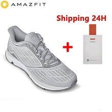 Scarpe da corsa allaperto Amazfit Antelope Light, scarpe da corsa in gomma, antiscivolo, riduzione degli urti, supporto Smart Chip per Xiaomi Mijia 2
