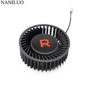 Ventilateur refroidisseur 4Pin pour kuorutrademkou Radeon RX Vega 64 56 8GB pour son RX Vega64 VEGA56 AIR ventilateur de refroidissement de carte graphique noir