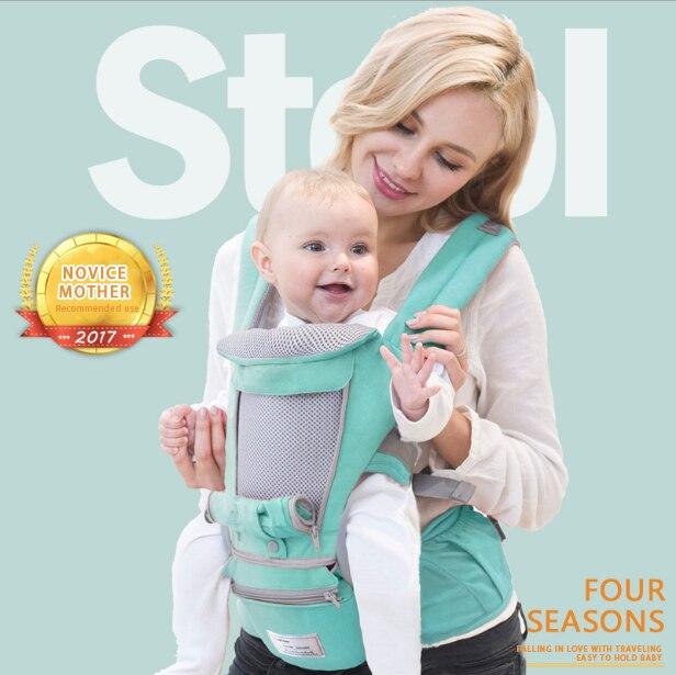 Детское кресло переноска, стулообразные ходунки, слинг для малышей, пояс для талии, рюкзак, группа хипсетов, детское сиденье