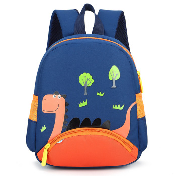 Children School Bags For Boys Girls Toddler Cartoon Dinosaur Kids Bags Kindergarten backpack kids Preschool Backpack Baby bags haoyun children s school backpack vampirina prints pattern kids backpack cartoon design toddler boys girls school book bags