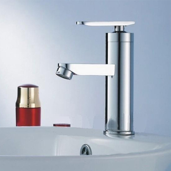 Single Handle Spout Bathroom Nozzle Basin Faucet Home Modern Sink Hot Cold Water Stainless Steel Kitchen Deck Mounted Mixer Tap