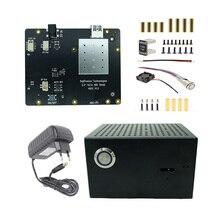 ใหม่ X825 SSD ฮาร์ดดิสก์ HDD SATA Expansion Board + กรณี + พัดลม + 5V 4A Power Adapter สำหรับ raspberry Pi 4 รุ่น B