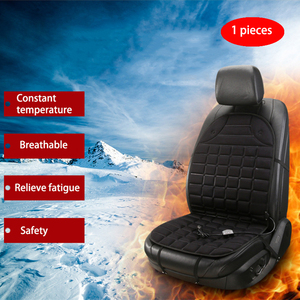 12V Car Heated Seats Winter Seat Heater Car Seat Heating Cushion Covers Car Electric Heated Seat Car Styling Winter Pad Cushions