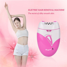 USB Rechargeable Women Epilator Electric Female Hair Removal