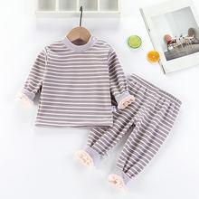 Mudipanda/зимняя домашняя одежда для малышей Рождественский